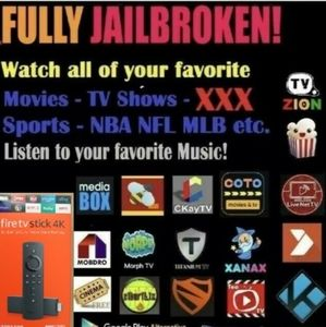 Amazon fire TV stick newest model - fully loaded